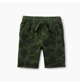 Tea Collection Camo Cruiser Baby Shorts