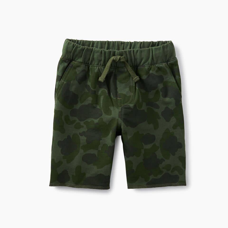 Tea Collection Camo Cruiser Baby Shorts