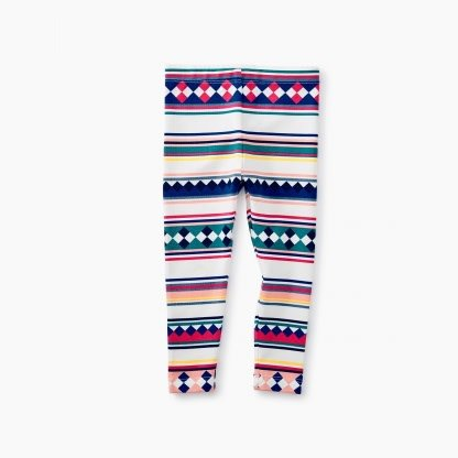 Tea Collection Osceola Stripe Baby Leggings