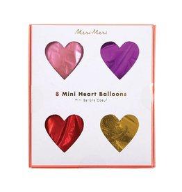 Meri Meri Mini Heart Balloons