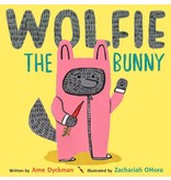 Hachette Wolfie the Bunny