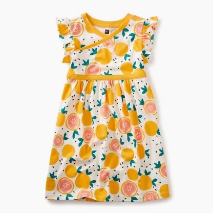 Tea Collection Florida Citrus Dress