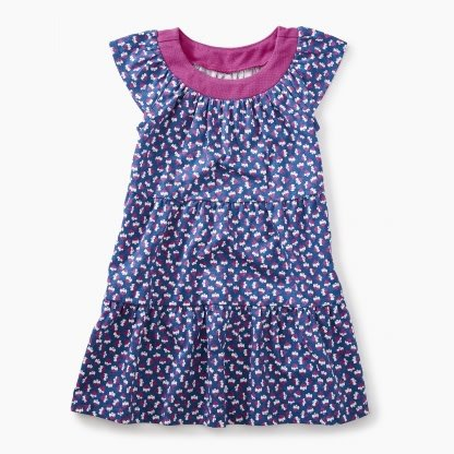 Tea Collection Little Blossoms Twirl Dress