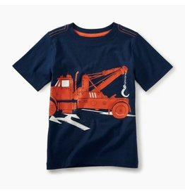 Tea Collection Tow Truck Tee