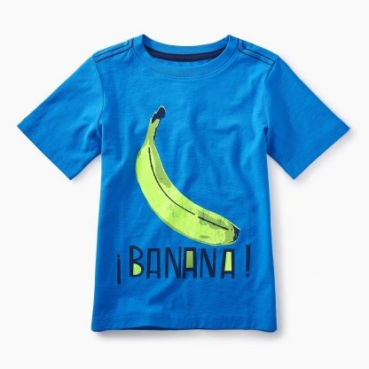 Tea Collection Bananna Tee