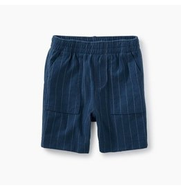 Tea Collection Loch Striped Playwear Baby Shorts