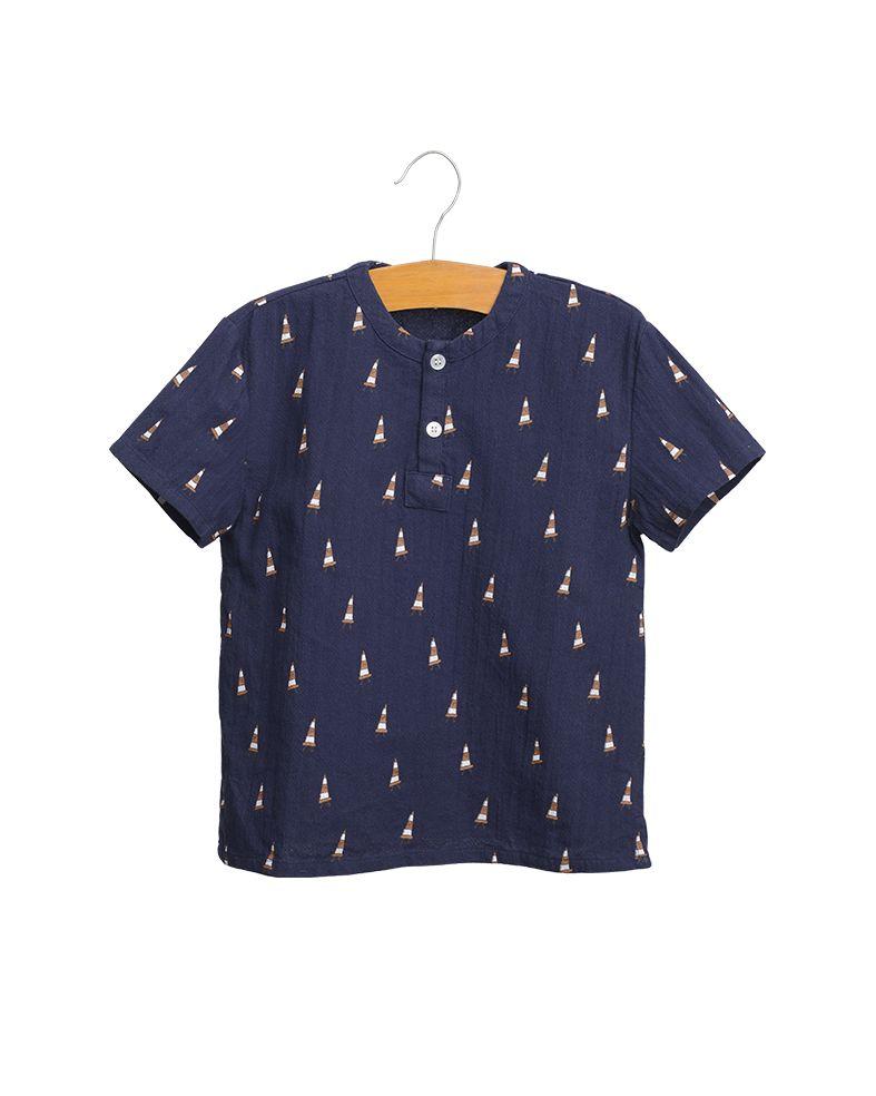 Siaomimi Henley Shirt