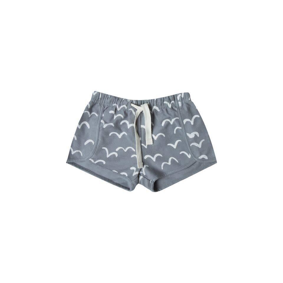 Rylee & Cru Flock Shorts