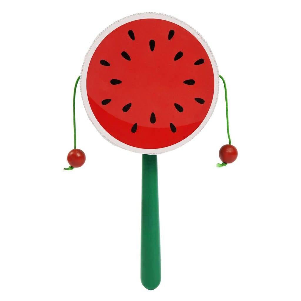 Sunnylife Rattle Drum - Watermelon