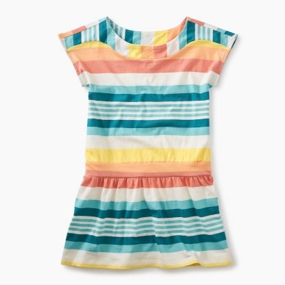 Tea Collection Citrus Summer Dress
