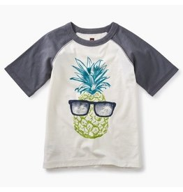 Tea Collection Sunshine Pineapple Tee