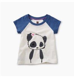 Tea Collection Little Panda Baby Tee