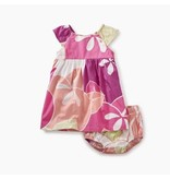 Tea Collection Kimono Florals Baby Dress