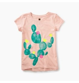 Tea Collection Prickly Cactii Graphic Tee