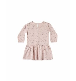 Rylee & Cru Scattered Stars Button Dress