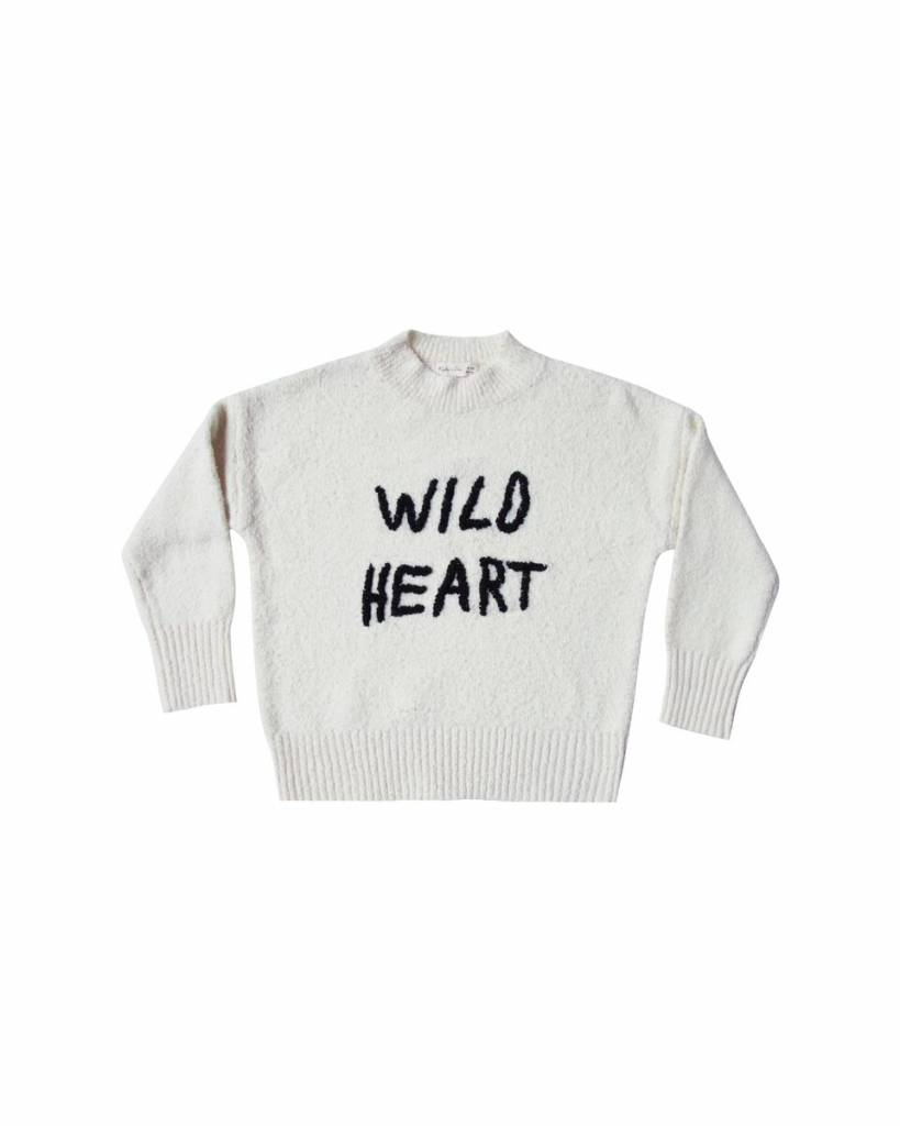 Rylee & Cru Wild Heart Sweater