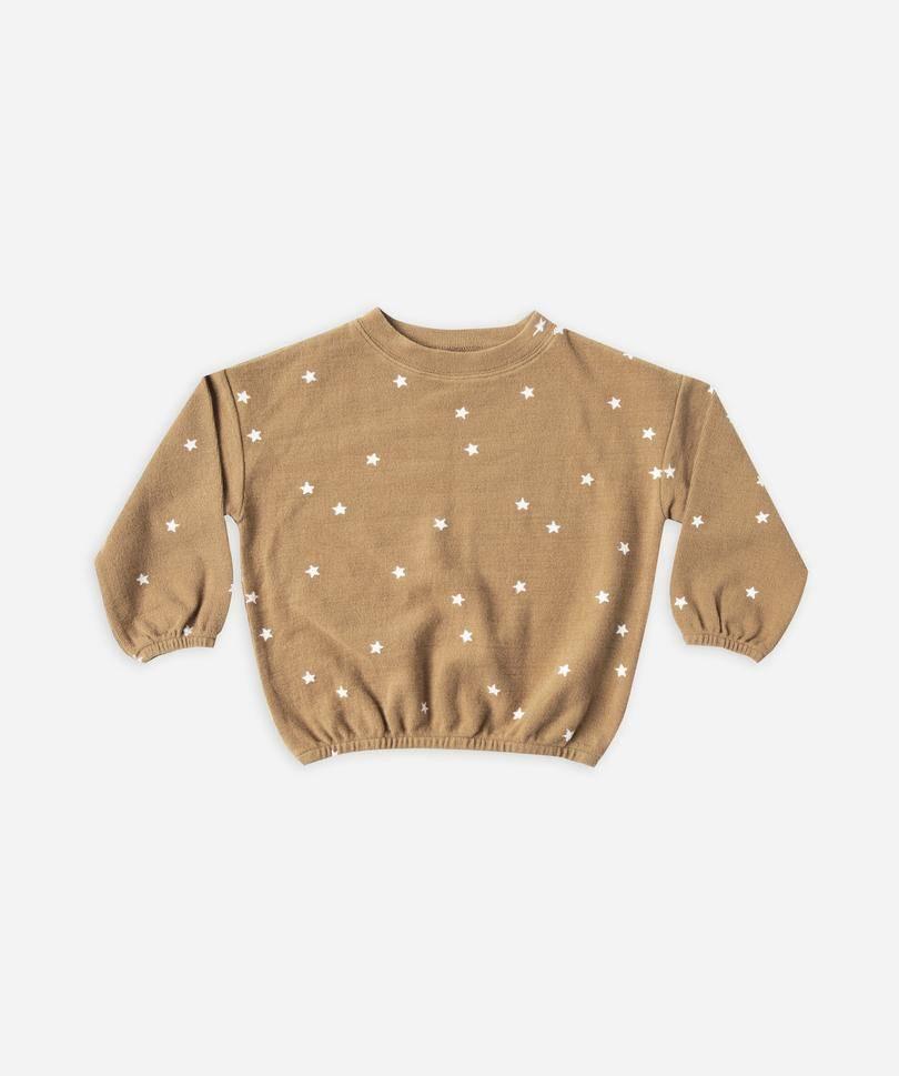 Rylee & Cru Marigold Stars Pullover