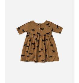 Rylee & Cru Horse Baby Dress