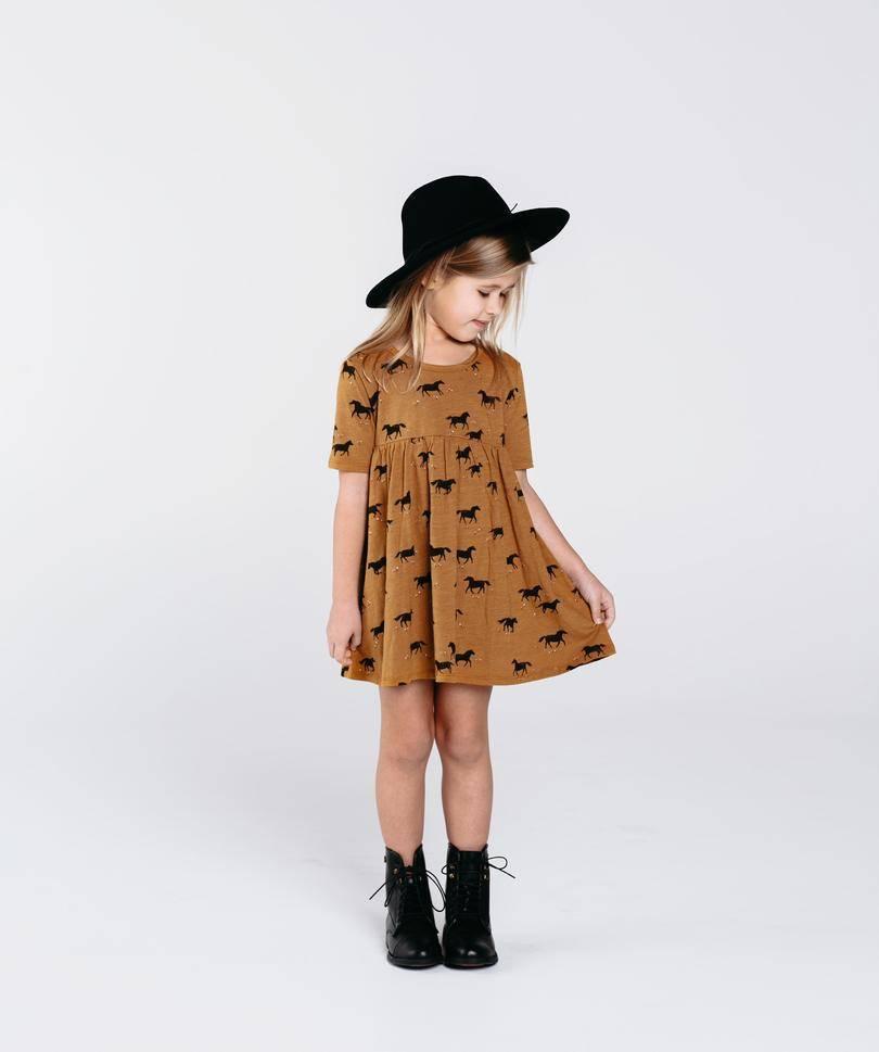 Rylee & Cru Horses Finn Dress
