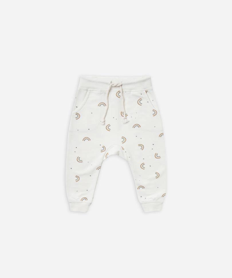 Rylee & Cru Rainbow Sweatpants