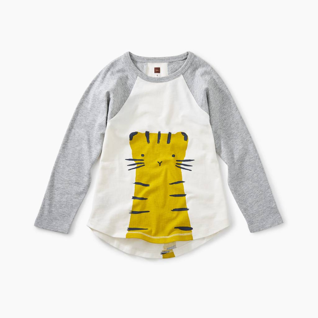 Tea Collection Cat Graphic Tee