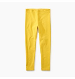 Tea Collection Solid Leggings - Sulphur