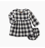 Tea Collection Checkered Plaid Baby Dress