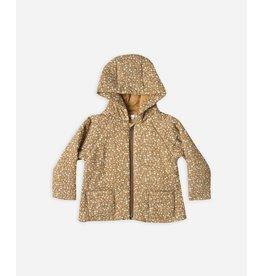 Marigold Crepe Jacket