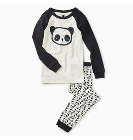 Tea Collection Panda Pal Graphic Pajamas