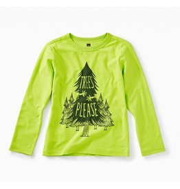 Tea Collection Trees Please Graphic Tee