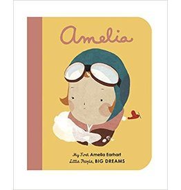 Quatro Publishing Amelia Earhart Board Book