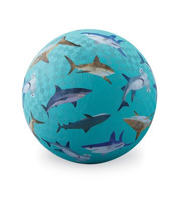 "Crocodile Creek 5"" Playground Ball - Sharks"