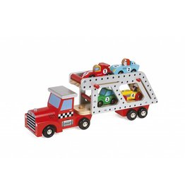 Juratoys Story - 4 Cars Transporter