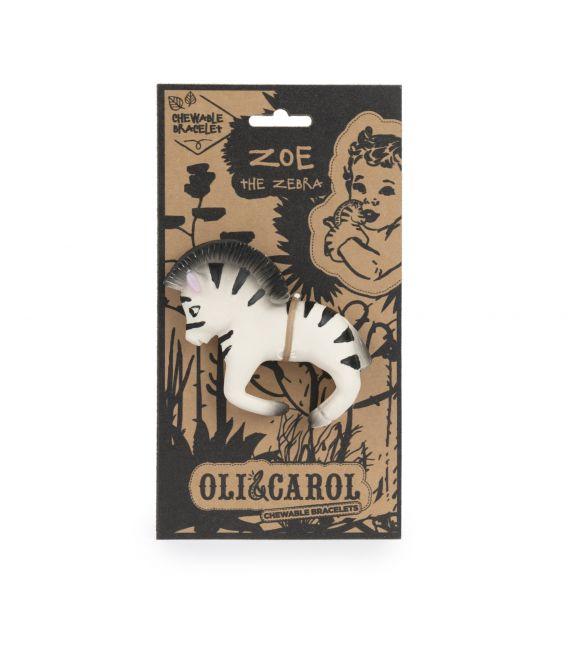 Oli & Carol Zoe the Zebra