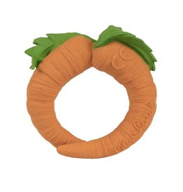 Oli & Carol Carrot Teether