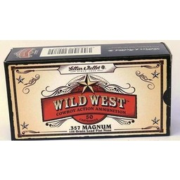 Sellier and Bellot Sellier and Bellot Wild West 357 Magnum 158 Grain Lead Flat Nose