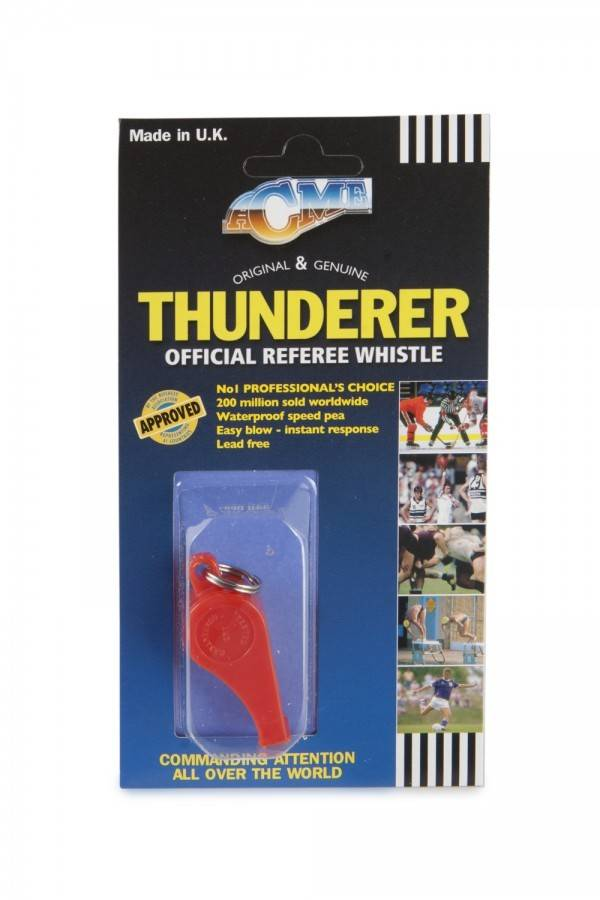 Acme Acme Thunderer Official Referee Whistle