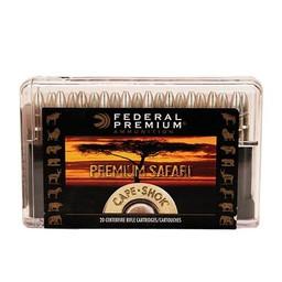 Federal Premium Federal Premium Safari 375 H&H Magnum 300 Grain Trophy Bonded Bear Claw
