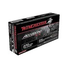 Winchester Winchester AccuBond CT 270 WSM. 140 Grain Bonded Controlled Expansion Polymer Tip