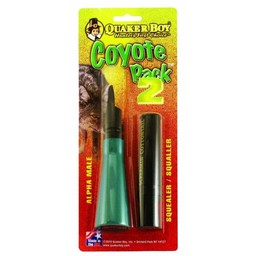 Quaker Boy Quaker Boy Coyote 2-Pack