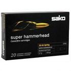 Sako Sako Super Hammerhead Centerfire Ammunition (20-Rounds)