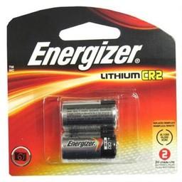 Energizer CR2 Lithium Batteries (2-Pack)