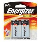 Energizer Energizer 9 Volt Batteries (2-Pack)
