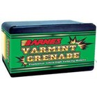 Barnes Barnes Varmint Grenade Bullets 6mm 62 Grain HP FB