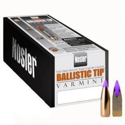 Nosler Nosler Ballistic Tip Varmint 6mm 55 Grain Spitzer