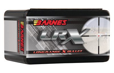 Barnes Long Range X-Bullet 7mm 168 Grain LRX BT