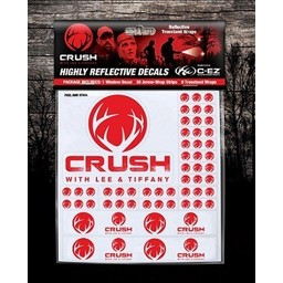 C-EZ Highly Reflective Decals