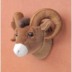 Stuffed Animal House Stuffed Animal House Junior Big Horn Sheep Wall Toy