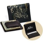 Weber's Camo Leather Goods Weber's Camo Front Pocket Wallet w/Magnetic Money Clip