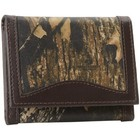 Weber's Camo Leather Goods Weber's Leather Trifold Wallet Mossy Oak Break-Up/Brown